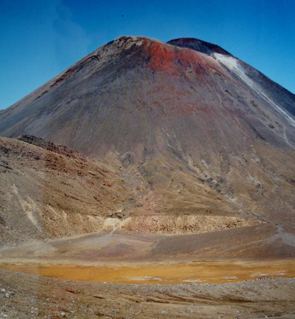 Mt Doom, Tongariro, New Zealand