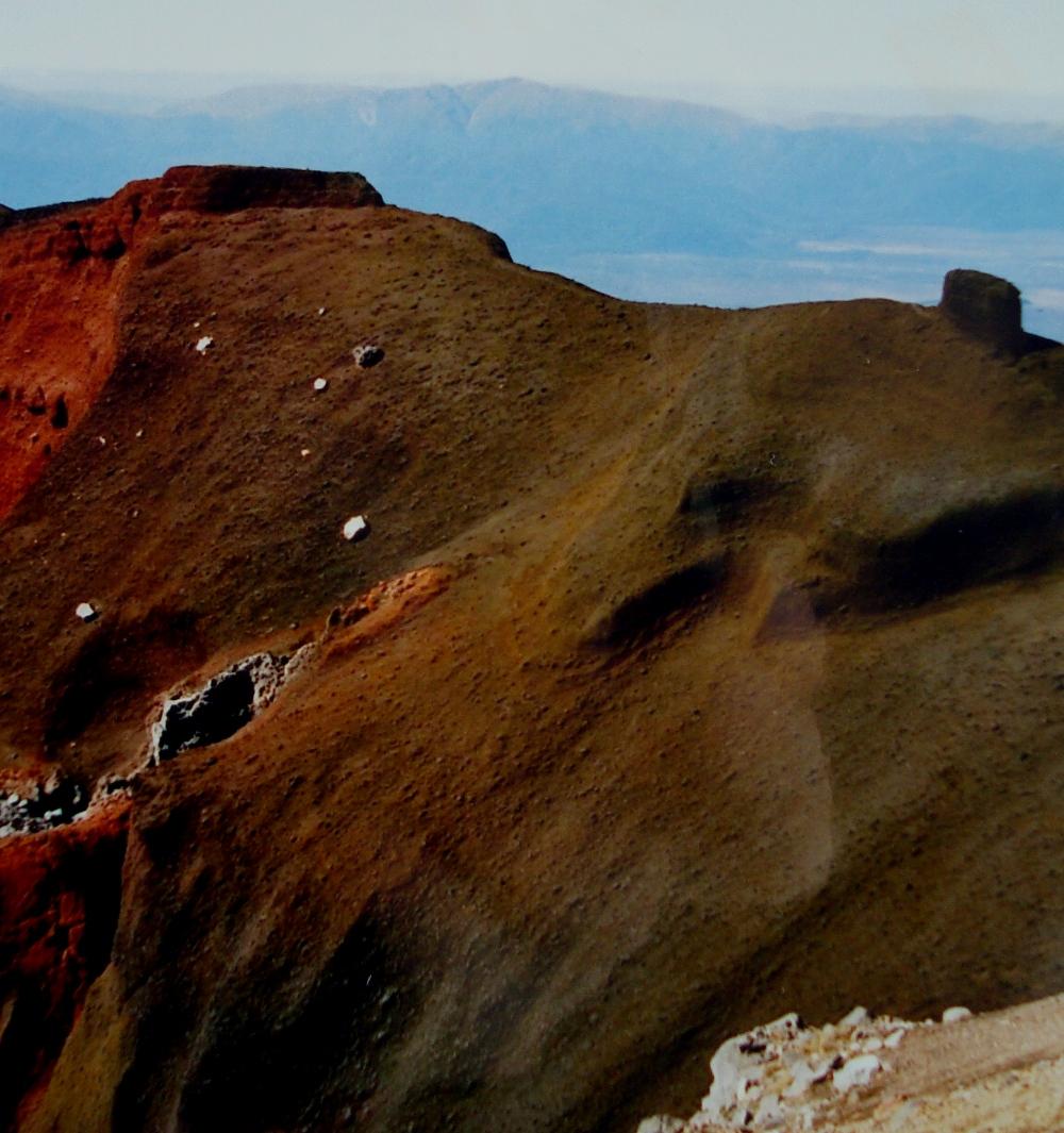 Red Crater, Tongariro, New Zealand