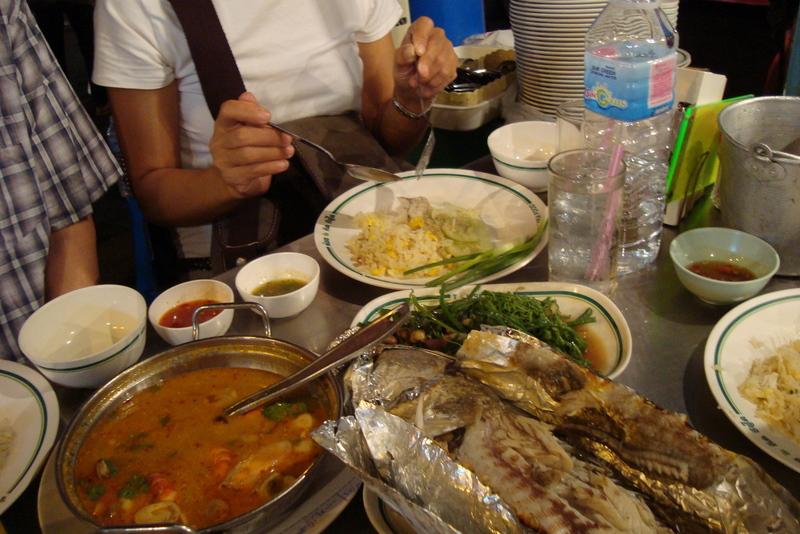 Thaifood, Thailand